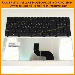Клавиатура ACER E1-531 RU Black NSK-AUB0R