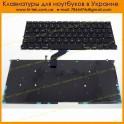 Keyboard RU for APPLE Macbook A1425 US BLACK с подсв.