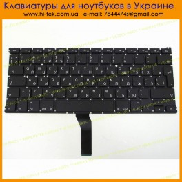 Клавиатура Apple A1369 RU Black Wide Enter