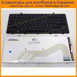 Клавиатура Alienware M11x RU Black