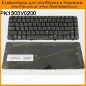 Клавиатура HP Compaq CQ40 RU Black