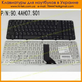 Клавиатура HP Compaq CQ60, G60 ( RU Black )