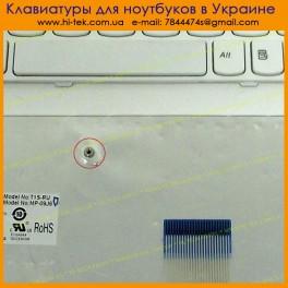 Клавиатура Lenovo S10-3 RU Black