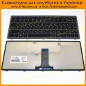 Клавиатура Lenovo Flex 14 RU Black 25213957