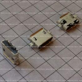 Разъем Micro USB для планшета тип MUSB002