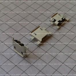 Разъем Micro USB тип MUSB010