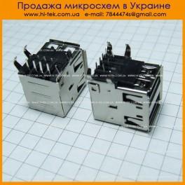 Разъем USB для ноутбука тип USB002