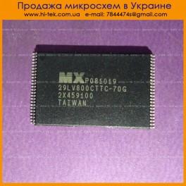 29LV800 MX29LV800CTTC
