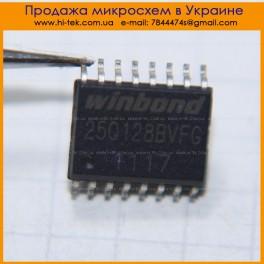 25Q128BV W25Q128BVFG