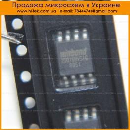 25Q16BV W25Q16BVSIG