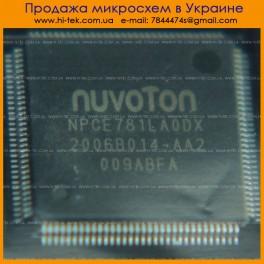 NPCE781LA0DX NPCE781LAODX