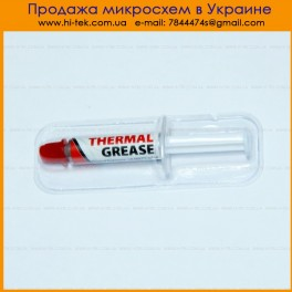 Термопаста   HQ-Tech TG810-TU1.5, 1.5g шприц