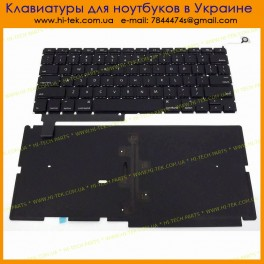 Клавиатура APPLE A1286 RU Black Horizontal