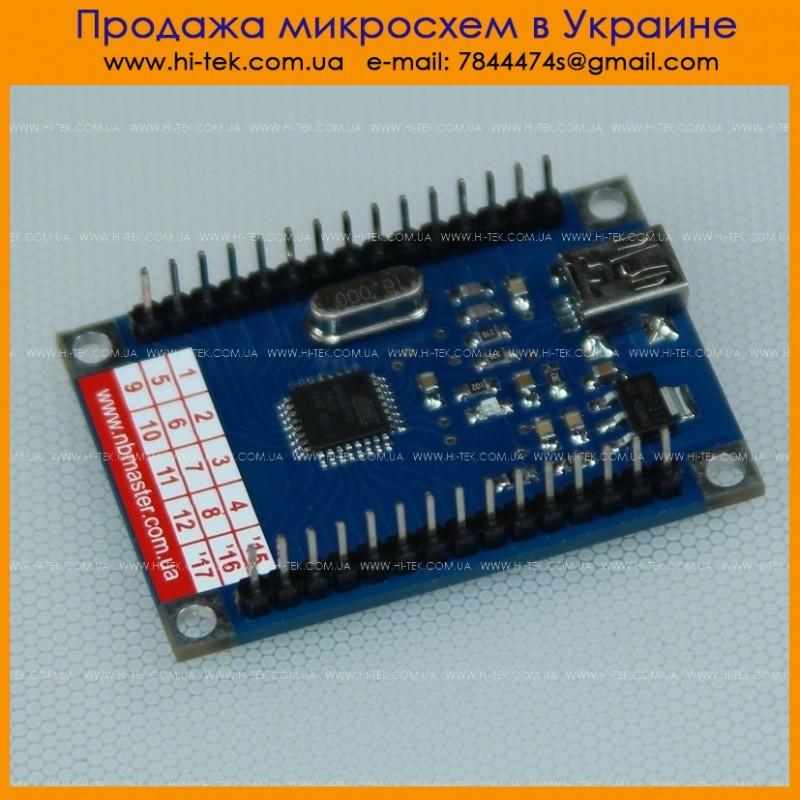 Программатор для мультиконтроллеров
